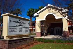Surgery Center of Volusia building